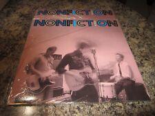 UK IMPORT INDIE ROCK LP: NONFICTION (Self Title). 1986  LOT OF 2 SEALED  G35