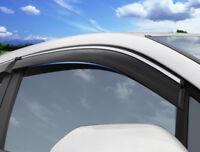 For Toyota C-HR CHR 2016-2019 Plastic Exterior Door Window Visor Deflector Cover