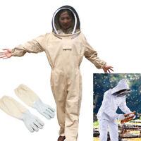 1pc Beekeeper Suit Comfortable Blue Multi-function Beekeeping Protection