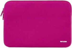 "Incase 15"" Laptop Neoprene Sleeve Universal & MacBook Pro Protective Slim Pink"