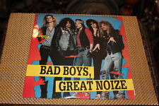 Guns N' Roses Bad Boys Great Noize Record-Waggle Records-WAG1931-1985-2LP