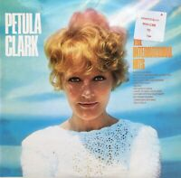 PETULA CLARK SINGS THE INTERNATIONAL HITS 1965 PYE LP VINYL RECORD ALBUM TESTED
