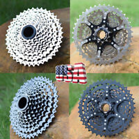 SunRace 9 Speed 11-40T Cassette Adapter 9S MTB Bike Flywheel fit Shimano SRAM