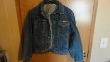 Vintage Rustler Jean Jacket Made In USA size small