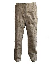 USMC digital desert frog trousers NEW
