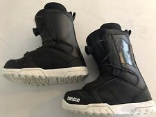 New listing ThirtyTwo Boa STW Snowboard Boots Youth Men Size 7.5