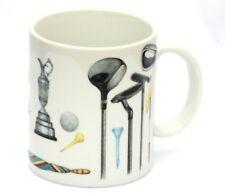 Golf Kit Equipment Mug Ideal China Drinks Gift For Player Club Sports