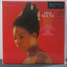 NINA SIMONE 'Silk & Soul' Audiophile 180g Vinyl LP NEW/SEALED