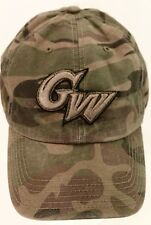 George Washington Colonials Dark Green Hat/Cap Adjustable Forty Seven Brand OHT