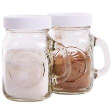 Golden Harvest 4928140501 Salt Or Pepper Shakers With White Cap