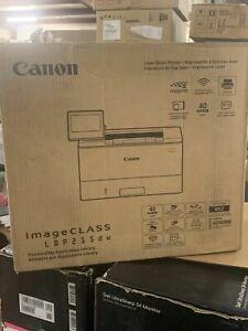 Canon LBP215DW ImageClass Wireless B/W Laser Printer 2221C001