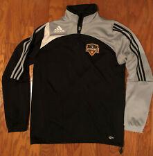 Houston Dynamo MLS Soccer pullover jacket M Medium
