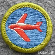 BSA Aviation Merit Badge - Type H  Boy Scout