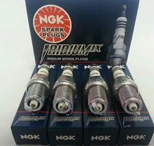 NGK BKR6EIX SPARK PLUG IRIDIUM IX POWER 4-PEICES (6418)