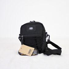 VANS Black Bail Crossbody Bag