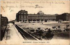 CPA MARSEILLE Caserne St. Charles (403439)