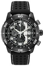 Citizen Eco-Drive Men's CA0467-46E Chronograph Black Sport Watch