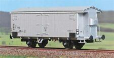 ACME 40073 Carro tipo Hg con garitta FS, passo corto, cassa a doghe in legno
