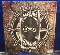 Majik Ninja Entertainment 2015 Sampler CD SEALED Twiztid Blaze Ya Dead Homie mne