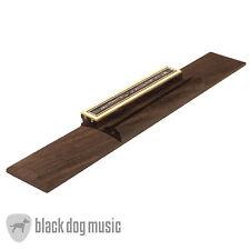 Rosewood Acoustique/Guitare Classique Pont de Bois dur Bois Abalone Inlay classique