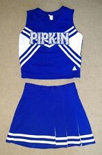 Real Authentic Pipkin Pirates Blue White Cheer Cheerleading Uniform Springfield