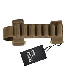 OneTigris Tactical Hunting 7 Round Shotgun Shell Ammo Carrier Holder Pouch