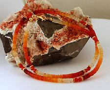 Ópalo de Fuego Cadena piedra preciosa,exclusivo,Collar,Fuego Collar Elegante