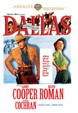 PRE ORDER: DALLAS (1950) - DVD - Region Free - SEALED