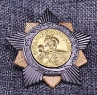 RUSSIA AWARD Medal Order of Bogdan Khmelnitsky, High Quality Badge Replica
