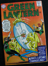 GREEN LANTERN 38 (1965) 1ST APPEARANCE OF KEITH KENYON! LARGE CLEAR PHOTOS!