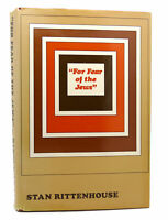 Stan Rittenhouse FOR FEAR OF THE JEWS  1st Edition 1st Printing