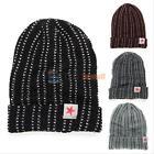 Unisex Cool Men's Women's Hip-Hop Warm Winter Wool Knit Ski Beanie Skull Cap Hat