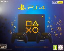 Sony PlayStation 4 Slim 500GB inkl. 2. Controller Days of Play Limited Edition
