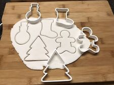 🎄Christmas Cookie Cutter Pastry Set🎄Children's Party's