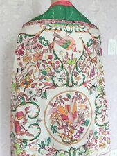 """Authentic Vintage Hermes Scarf - """"PIERRES D'ORIENT ET D'OCCIDENT"""""""
