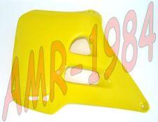 CONVOGLIATORE SINISTRO GIALLO ORIGINALE APRILIA RX 125 cc  1989 - 1993 AP8131970