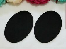 Elbow Patches - Black - Set of 2 - Iron On