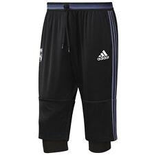 Adidas Real Madrid 3/4 Entrenamiento Pantalones 2016/17