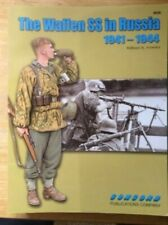 NEW - CONCORD PUBLICATIONS 6535 - WAFFEN SS  IN RUSSIA 1941-44 - P