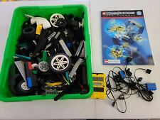 Lego Mindstorm For Schools 9793 9794 RARE NICE TESTED