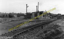 Oreston Railway Station Photo. Plymstock - Turnchapel. Plymouth Area. L&SWR. (1)