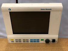Datex Ohmeda / Ge D-LCC10A 00 Anestesia Display Monitor