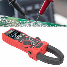 New Ht208a Digital Clamp Meter Multimeter Voltage Current Tester For Electrician