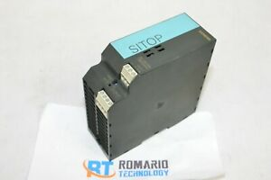 Siemens 6EP1 333-2AA01 SITOP SMART 5A Power supply 120W