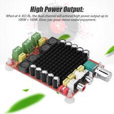 TDA7498 Amplifier Board 2 Channel Audio Digital Subwoofer Power Module 2x100W DH