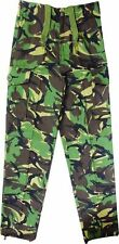 3/4 EXTRA SMALL CHILDS BRITISH ARMY CAMOUFLAGE SOLDIER 95 CAMO PANTS TROUSERS