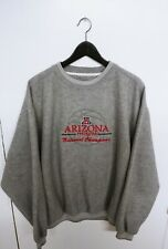 Vtg 1997 Arizona Wildcats National Champs Gear Sweatshirt Crewneck Size (XL)