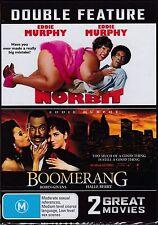 NORBIT & BOOMERANG - EDDIE MURPHY DOUBLE FEATURE - DVD