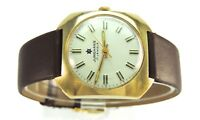 Junghans 17 Jewels Vintage Handaufzug Herren Armbanduhr