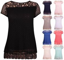 Cotton Tunic Machine Washable Tops for Women